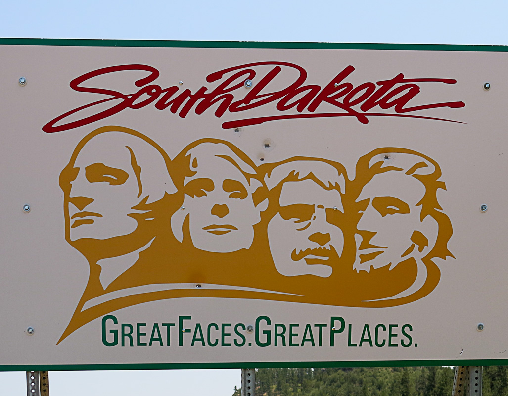 South Dakota - Great Faces, Great Places